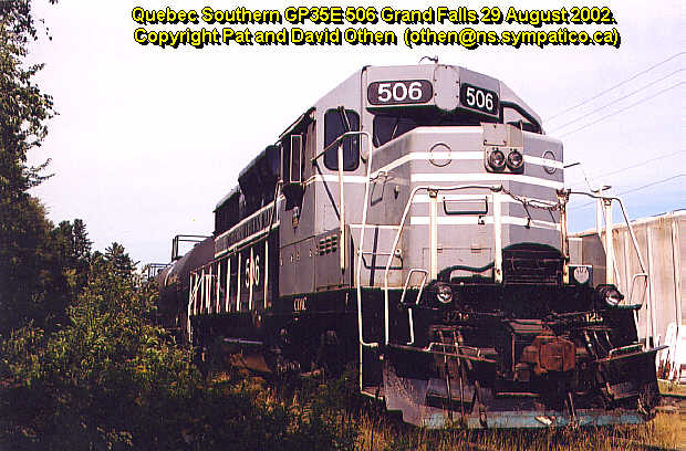 Quebec Southern 506