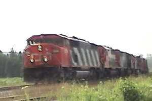 CN 308 at Deersdale, 2007/08/03