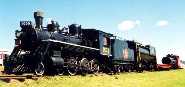Salem & Hillsborough 1009 (steam engine)