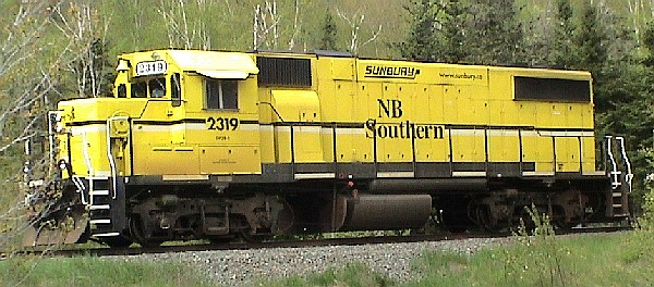 NBSR 2319, Welsford, 2004/05/30